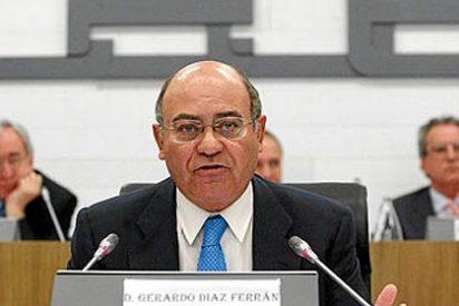 Díaz Ferrán sin licencia para volar