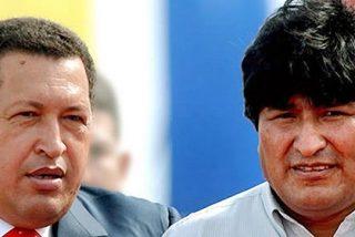Chávez y Morales culpan al capitalismo del cambio climático