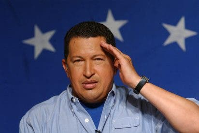 """Chávez: """"Sólo una fuerza armada importada podrá sacarme del poder"""""""
