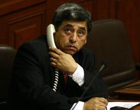 "Desafueran a congresista peruano por ""chivato"" y ""mentiroso"""