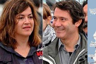 Localizados los tres cooperantes secuestrados