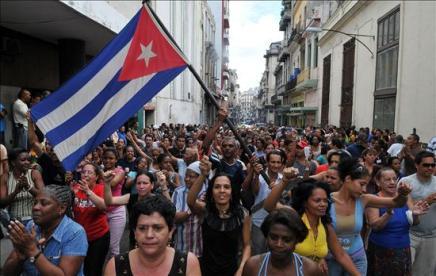 Denuncian más de 80 detenciones ilegales en Cuba