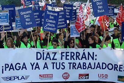 """""""Díaz Ferrán es una vergüenza para nuestra clase empresarial"""""""