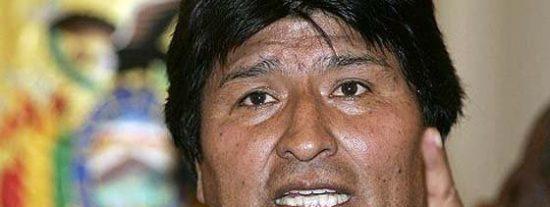 """Evo Morales considera """"exagerada"""" la libertad de expresión en Bolivia"""