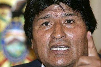 La Iglesia felicita a Evo Morales