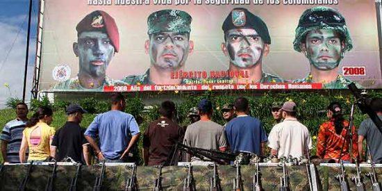 Los narcoterroristas colombianos son una sarta de pedófilos, puteros y asesinos
