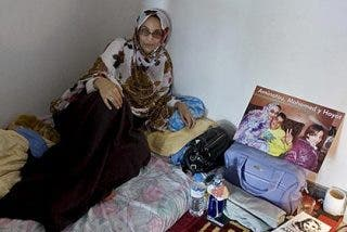 ¿De qué se alimenta Aminetu Haidar?
