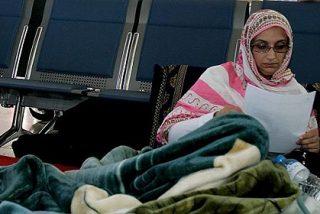 El calvario de Aminetu Haidar contado por ella misma