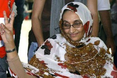 La diócesis de Canarias apoya a Aminetu Haidar