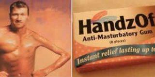 Si le entra el calentón, tómese un chicle HandzOff