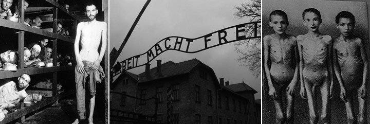 Roban el siniestro lema del campo de exterminio en Auschwitz