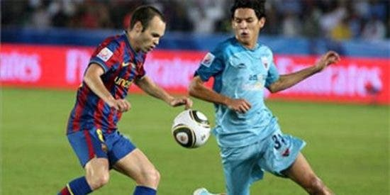 El Barça jugará la final del Mundial de Clubes sin Iniesta