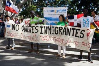 Colectivo de inmigrantes se manifestarán contra la Ley de Extranjería