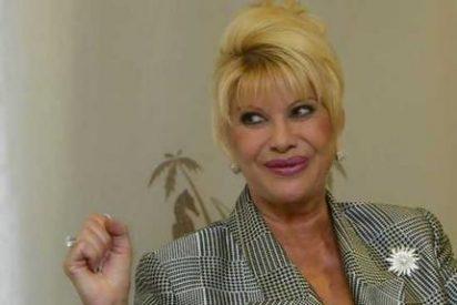 Ivana Trump, desalojada de un avión por insultar a diestro y siniestro