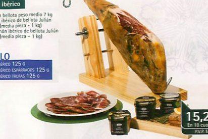 Cómase esta Nochebuena un jamón de bellota y termine de pagarlo... en verano de 2011