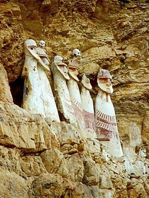 National Geographic difundirá en enero hallazgo de restos en Kuélap