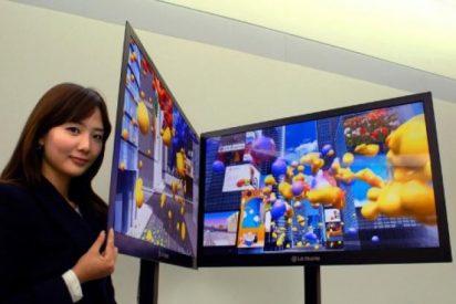 LG lanza la pantalla más delgada del mundo