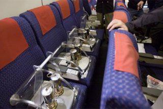 La llama olímpica viaja de Grecia a Canadá... en seis asientos de avión