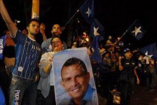 EE.UU. reconoce los comicios hondureños