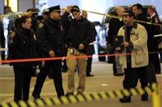 """Policía mata a balazos a """"mantero"""" latino"""