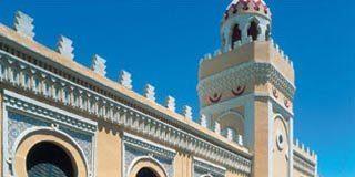 """Imbroda condena """"enérgicamente"""" las pintadas en una mezquita de Melilla"""