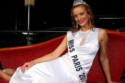Miss París 2009 se queda sin corona por posar desnuda para una revista