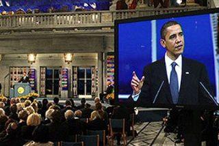 Aprenda inglés con el histórico discurso de Obama de aceptación del Nobel de la Paz