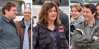 Al Qaeda reivindica el secuestro de los tres cooperantes españoles