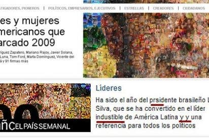 Gazpacho de erratas en el Resumen del Año de El País