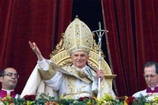 El puesto 17 para Benedicto XVI