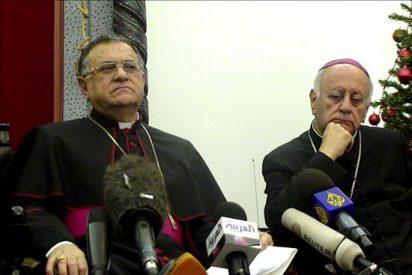 """El patriarca latino de Jerusalén sueña con """"una Tierra Santa en paz"""""""
