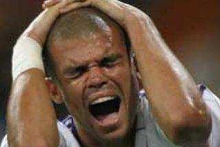 El madridista Pepe estará seis meses de baja