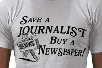 Un 10% de periodistas en España se quedará en la calle en 2010