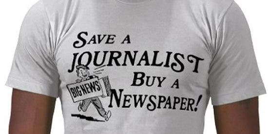 Un año desastroso para la prensa y los periodistas