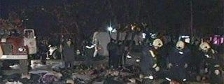 Un centenar de personas mueren en una discoteca de Rusia