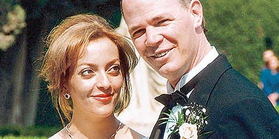 El ex marido norteamericano de María José Carrascosa presentará una demanda para recuperar a su hija