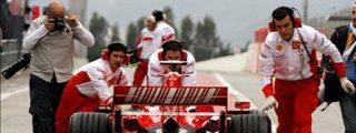 Raikkonen se pasa a los rallies, aunque en categoría junior