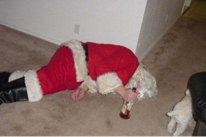 Whisky y cava, lo peor para la resaca navideña