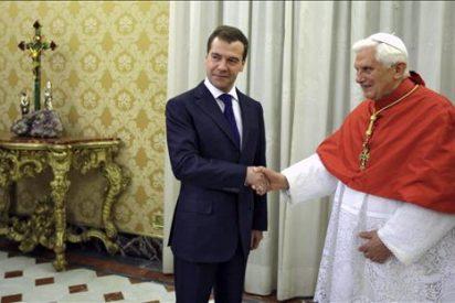 La Santa Sede y Rusia establecen relaciones diplomáticas plenas