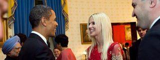 Suspendidos los agentes que permitieron que una pareja se colase en casa de Obama
