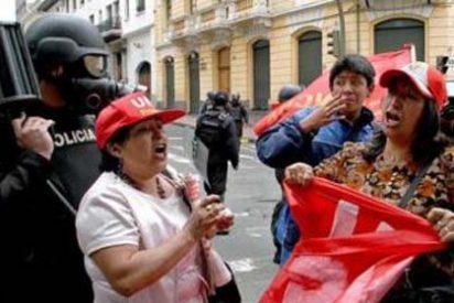 Sindicatos anuncian movilizaciones contra gobierno de Rafael Correa