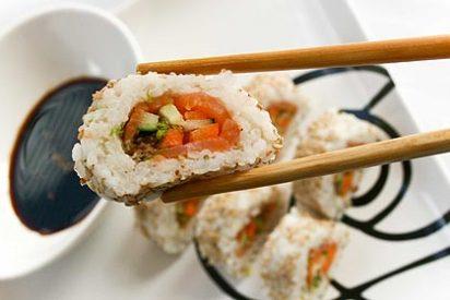 Sushis elaborados en órbita en el menú de la próxima misión espacial