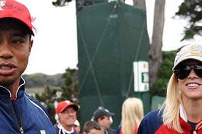 La esposa de Tiger Woods quiere el divorcio