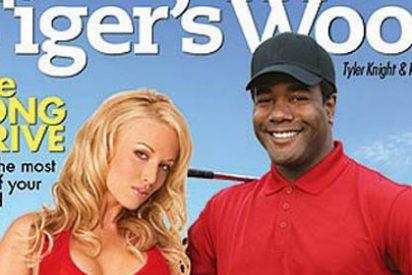Una 'peli' porno sobre la infidelidad de Tiger Woods
