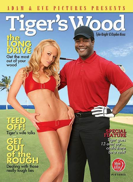 Una Peli Porno Sobre La Infidelidad De Tiger Woods Periodista
