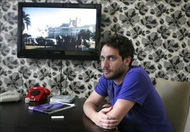 """Un uruguayo da el """"pelotazo"""" en Hollywood"""