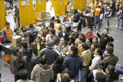 Bolivianos en España votaron para elegir nuevo presidente en Bolivia