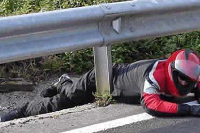 El Estado deberá indemnizar a los motoristas heridos con quitamiedos