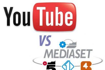 Mediaset derrota a YouTube en los tribunales de Italia por ofrecer vídeos 'ilegales'