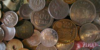 Aún quedan 293.000 millones de pesetas sin cambiar